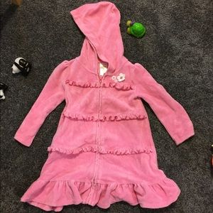 Toddler girl's Gymboree coverup 2T. VGUC